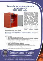 Foto 10 Maskentrockenschrank MTS 1860 New & MTS 1860 Color