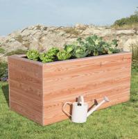 Massive Hochbeete für Ihren Garten