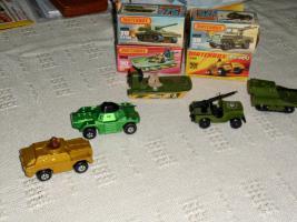Foto 2 Matchbox Militärmodelle Superfast