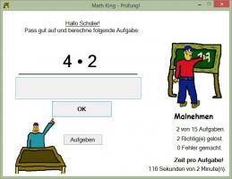 Foto 4 Math King