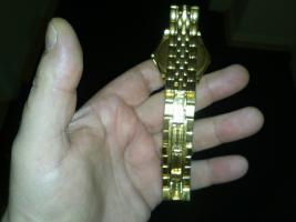 Foto 3 Maurice Lacroix - Goldplattierte Luxus - Uhr des Schweizer Luxusuhrenherstellers:  Maurice Lacroix