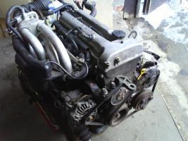 Mazda 323 (BA) Motor MKB: Z5 1,5l 16V 65kw Komplettpacket
