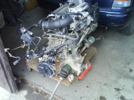Foto 2 Mazda 323 (BA) Motor MKB: Z5 1,5l 16V 65kw Komplettpacket