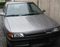 Mazda 323  - gebrauchte Ersatzteile