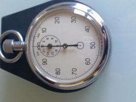 Mechanische Stopuhr CCCP (Russisch) Präzise Mechanische Stopuhr