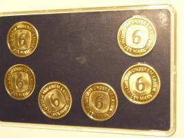 Foto 2 Medaille Sechs X Sex