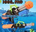 Mega XXL Wassergewehr Wasserpistole Wasser Pistole Gewehr MG Sommer Spielzeug Kind Kinder Garten Bad Badi 78cm