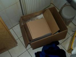 Foto 2 -Mehrere- kleine - Kartons / versch. Gr.  günstig - zu verkaufen