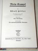 Foto 3 Mein Kampf, Hochzeitsausgabe Schleswig 1942