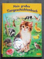 Mein großes Tiergeschichtenbuch, sehr guter Zustand, wie neu