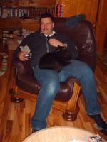 Meinen Westi, Sohn und Mann
