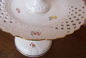 Foto 3 Meissener Porzellan, Etagere, Tafelaufsatz, Meissen, Konfektschale