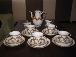 Meissner Porzellanservice aus der Serie Royal