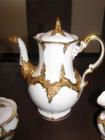 Foto 2 Meissner Porzellanservice aus der Serie Royal