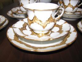 Foto 6 Meissner Porzellanservice aus der Serie Royal