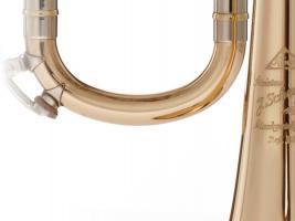 Foto 3 Meister J. Scherzer Hoch G - Piccolotrompete, Mod. 8113 G, Neuware / OVP