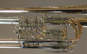 Foto 2 Meister J. Scherzer Konzert - Trompete, Ref. 8228GT-L, Neuware / OVP