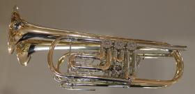 Foto 3 Meister J. Scherzer Konzert - Trompete, Ref. 8228GT-L, Neuware / OVP