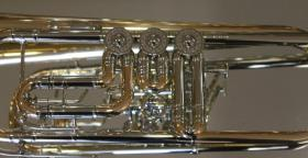 Foto 5 Meister J. Scherzer Konzert - Trompete, Ref. 8228GT-L, Neuware / OVP