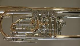 Foto 7 Meister J. Scherzer Konzert - Trompete, Ref. 8228GT-L, Neuware / OVP