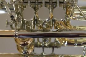 Foto 8 Meister J. Scherzer Konzert - Trompete, Ref. 8228GT-L, Neuware / OVP