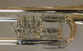 Foto 9 Meister J. Scherzer Konzert - Trompete, Ref. 8228GT-L, Neuware / OVP