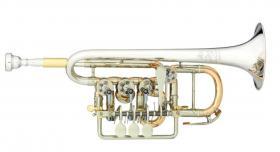Meister J. Scherzer Piccolo-Trompete / Piccolotrompete