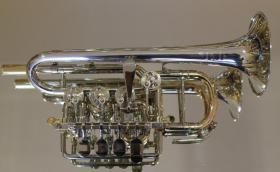 Foto 6 Meister J. Scherzer Piccolo-Trompete / Piccolotrompete