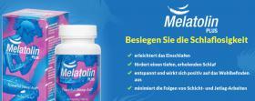Melatolin PLUS hilft bei Schlafproblemen  kein Natura Vitalis Verway