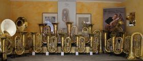 Foto 2 Melton BBb - Tuba, Mod. 2011FA-L ''Gravity'', 4 Ventile, Neuware