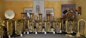 Foto 2 Melton / Meinl Weston BBb - Tuba, Mod. 2011RA Gravity. Neuware