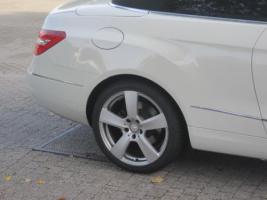 Foto 3 Mercedes 18 Zoll E-Cuope Alufelgen Sportpaket W207 Winterradsatz