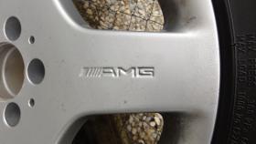 Foto 2 Mercedes AMG Felgen auf 265/55 R 18