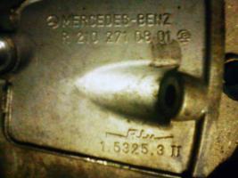 Foto 3 Mercedes Automatikgetriebe Typ 710.371...