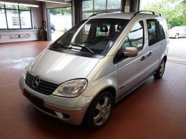 Foto 6 Mercedes-Benz Vaneo CDI 1.7 La Vida