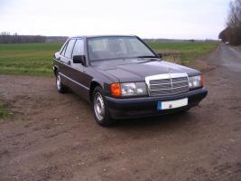 Mercedes Benz W201 190 E 1.8 Limousine Bornitmetallic Bj 07/92 95 tkm Modellpflege