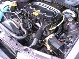 Foto 14 Mercedes Benz W201 190 E 1.8 Limousine Bornitmetallic Bj 07/92 95 tkm Modellpflege