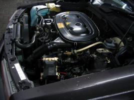 Foto 15 Mercedes Benz W201 190 E 1.8 Limousine Bornitmetallic Bj 07/92 95 tkm Modellpflege
