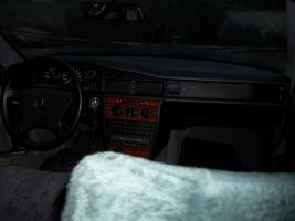 Foto 39 Mercedes Benz W201 190 E 1.8 Limousine Bornitmetallic Bj 07/92 95 tkm Modellpflege
