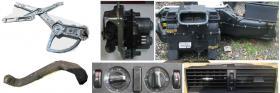 Mercedes C180 - Sensoren , Steuergerät, Hupe, Bremsscheiben, Sattel, Bremsseil u.v.m.