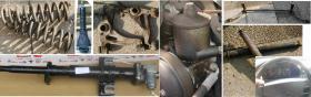 Foto 2 Mercedes C180 - Sensoren , Steuergerät, Hupe, Bremsscheiben, Sattel, Bremsseil u.v.m.