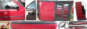 Foto 4 Mercedes C180 - Sensoren , Steuergerät, Hupe, Bremsscheiben, Sattel, Bremsseil u.v.m.