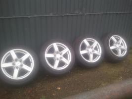 Foto 4 Mercedes Felgen E211/55R16 Ordinale DB Felgen -Preis 150 Euro
