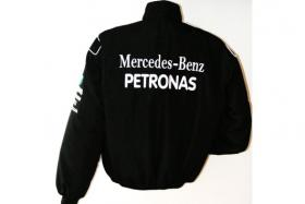 mercedes petronas formel 1 schuhmacher jacke m xxl von privat. Black Bedroom Furniture Sets. Home Design Ideas