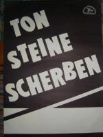 Merchandising: Ton Steine Scherben