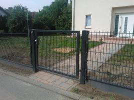 Metall Tore, Geländer, Zäune aus Polen, Zaune