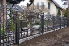 Foto 2 Metall Tore, Geländer, Zäune aus Polen, Zaune