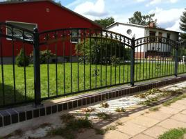 Foto 3 Metall Tore, Geländer, Zäune aus Polen, Zaune