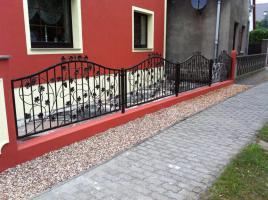 Foto 5 Metall Tore, Geländer, Zäune aus Polen, Zaune