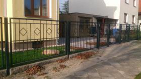 Foto 7 Metall zaune aus Polen , Rabatt jetzt  -15% Winter promotion!